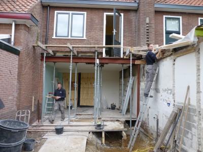 Uitbreiding Aan Huis : Pollmann architectuur nijmegen van halen ten den uitbreiding huis